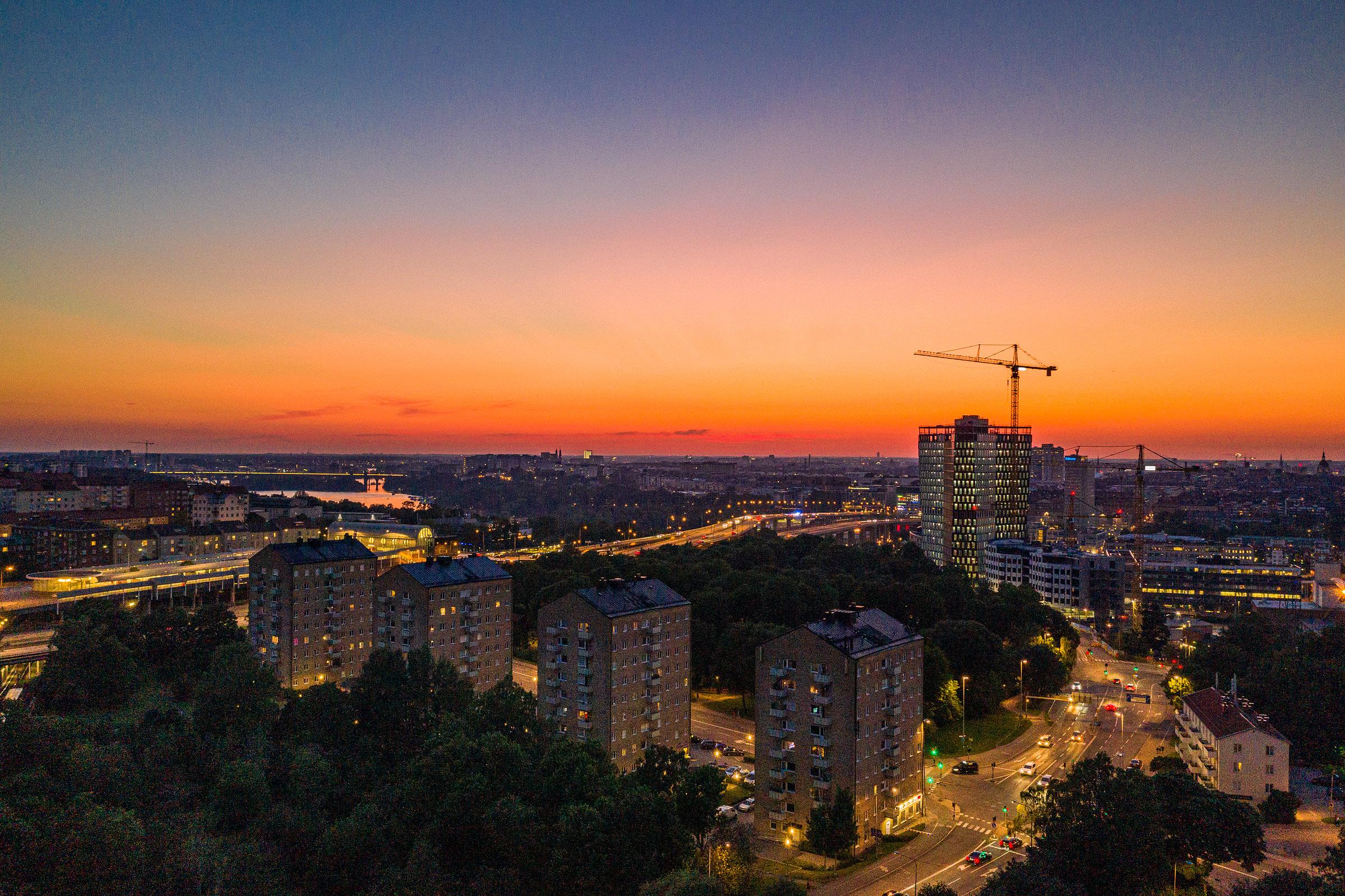 dronarbild-skanstull-i-solnedgang